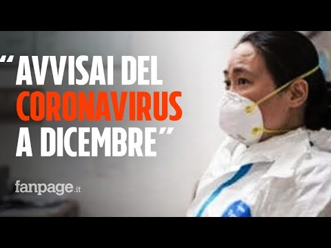 La dottoressa dell'ospedale di Wuhan: 'Avvisai del Coronavirus il 30 Dicembre, ma venni punita'