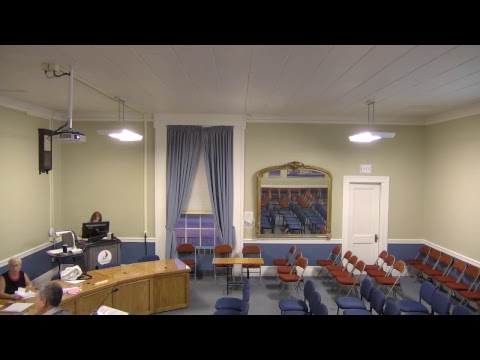 City of Plattsburgh, NY Meeting  8-28-17