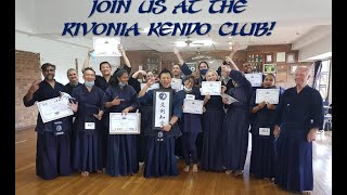Kendo at the Rivonia Kendo Club (RKC)  - JOIN US!