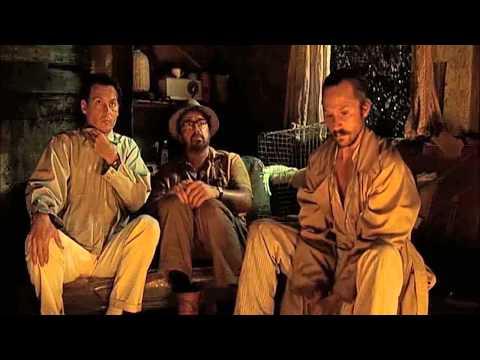 The Rum Diary (2011) Scene: 'Papa Nebo'.