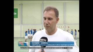 Dia Desportivo GO SPORT   tarde de andebol na Francisco Torrinha