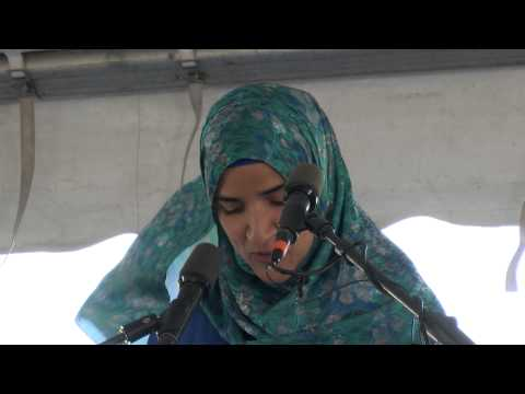 Dalia Mogahed Ch At Ami Groundbreaking Ceremony
