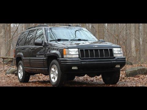 1998 Jeep Grand Cherokee ZJ 5.9L Exhaust   YouTube