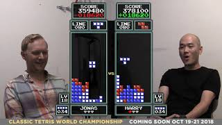 Jonas vs. Harry EPIC Grudge Match in Trey's Garage!
