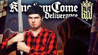 KINGDOM COME DELIVERANCE - ОБЗОР. САМАЯ РЕАЛИСТИЧНАЯ RPG В ИСТОРИИ