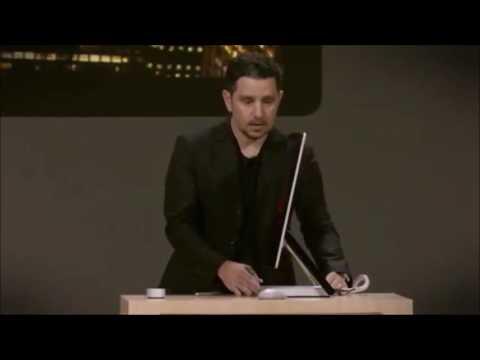 Microsoft annuncia Surface Studio!