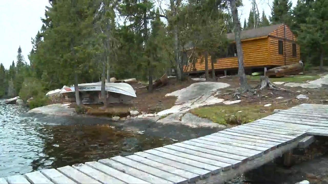 brace lake outfitters walleye pike perch black bear moose