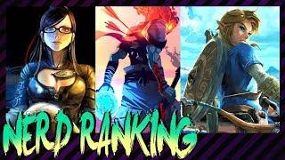 Top 10: Die besten Switch Spiele | NerdRanking