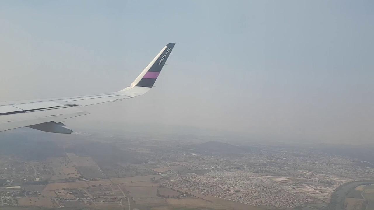 Download Aterrizando en Guadalajara Volaris Y4 313