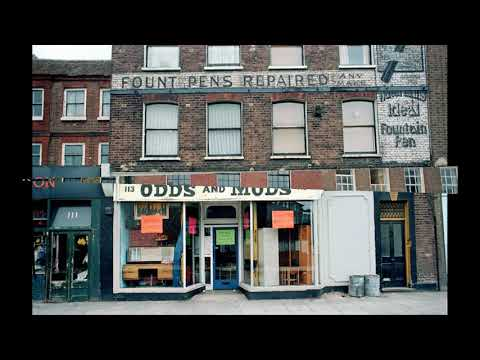 Stoke Newington Images In The 70's & 80's, Hackney, London. Vintage Images