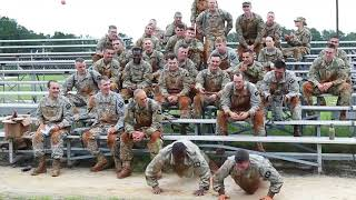 USARC Best Warrior Obstacle Event
