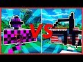 CASA TROLL vs CASA HACKER con CARLOS | Minecraft CASA vs CASA