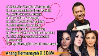Anang Feat Krisdayanti Syahrini Dan Ashanty 10 Lagu Pilihan Terbaik
