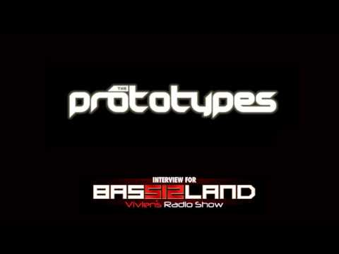 THE PROTOTYPES interview for BASS ISLAND RADIO (17.02.2014)