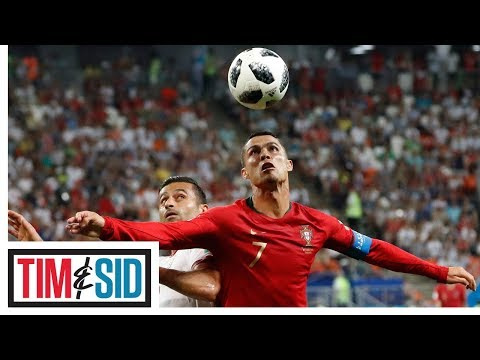 VAR alters the fates of Portugal, Spain and Iran
