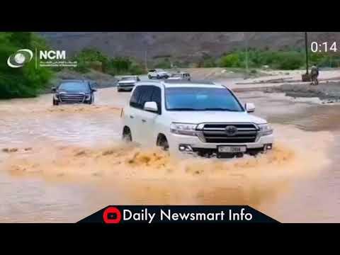UAE weather alert: Lightning, heavy rains, over several part