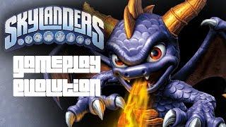 Skylanders - Spyro Gameplay Evolution