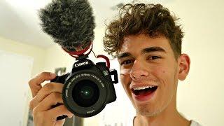 i bought my dream camera canon 70d