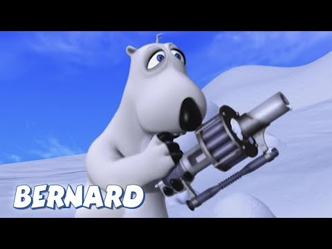 Bernard Bear | At The North Pole AND MORE | 30 min Compilation | Cartoons for Children