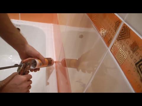 0 - Установка чавунної ванни