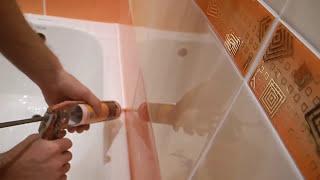 Монтаж чугунной ванны ч.1(На видео подробно показано и рассказано,как установить чугунную ванну,своими руками. Кешбек на Али http://epngo.bz..., 2013-12-13T16:27:41.000Z)