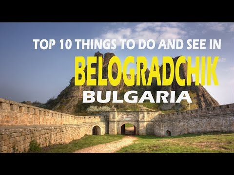 Top Things To Do and See in Belogradchik, Bulgaria | Travel Belogradchik | Fortress of Belogradchik