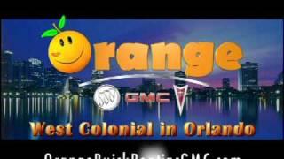 Orange Buick Pontiac GMC Generic June 09