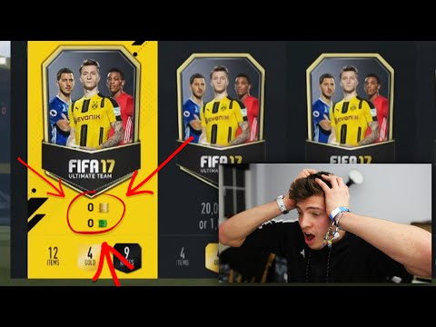 This video will save you a lot of money. (Fifa 17 Unlimited free packs and Coins)