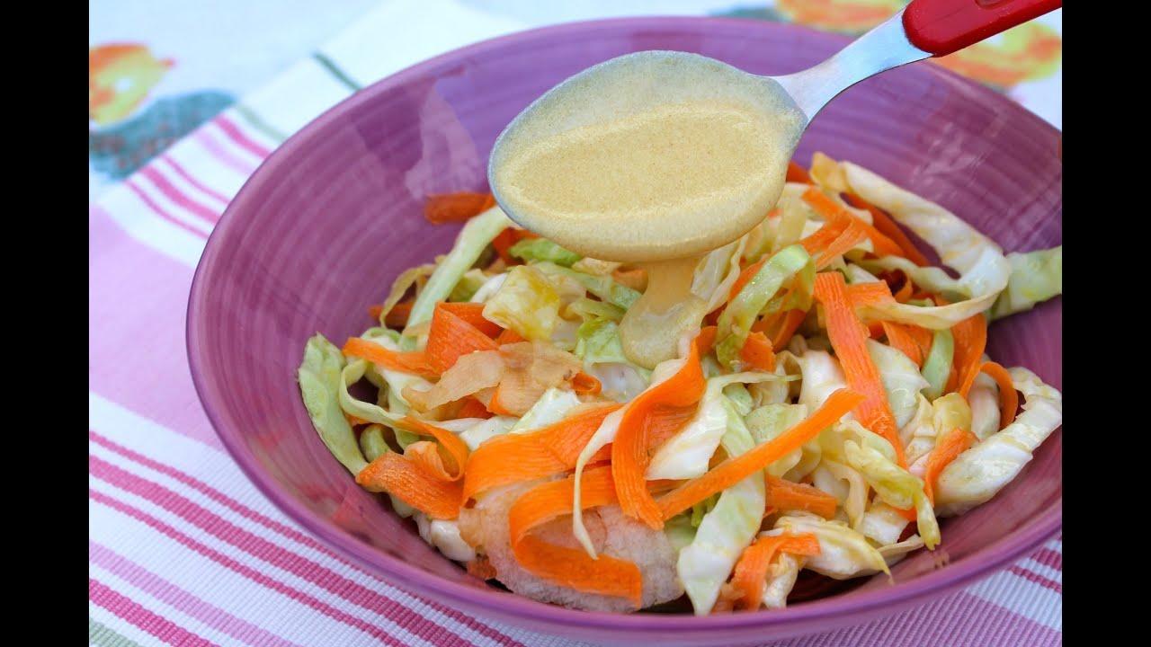 Ensalada De Col Zanahoria Y Manzana Love My Salad La zanahoria es una verdura dura, bianual y de clima frío, que crece por la raíz gruesa que produce en. ensalada de col zanahoria y manzana