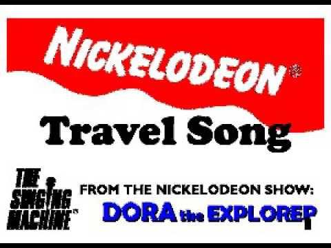 SM9923 15 Travel Song Dora The Explorer [karaoke]