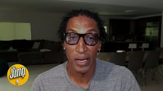 Scottie Pippen is fine with the NBA's 'snitch hotline': If you see something, report it | The Jump