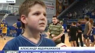 Тимофей Мозгов показал мастер-класс