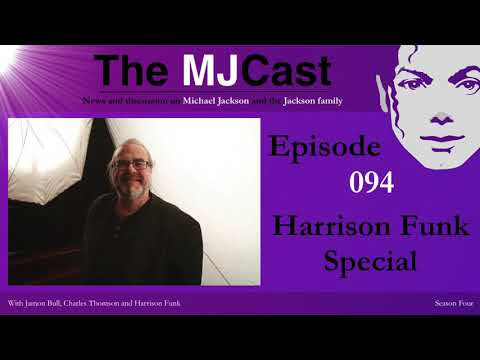 The MJCast Episode 094: Harrison Funk Special