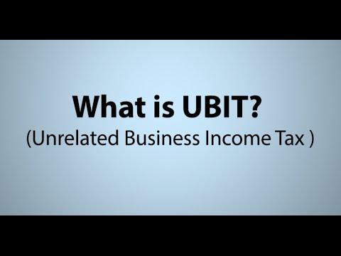 What is UBIT?