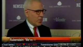 Interview with David Rubenstein (Part 1)