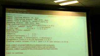Linux 2.6.35.7 is out during the LinuxCon 2010 Tokyo conference. (Greg Kroah-Hartman)