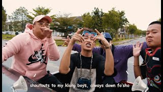 Tosh Rock - Berry The Vulgar (Official MV)