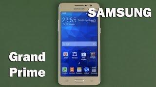 Розпакування Samsung Grand Prime G530H Gold