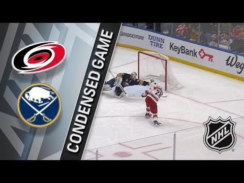 Carolina Hurricanes vs Buffalo Sabres – Dec. 15, 2017 | Game Highlights | NHL 2017/18. Обзор матча