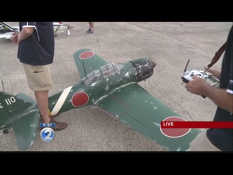Pacific Aviation Museum's 'Biggest Little Airshow' at Pearl Harbor