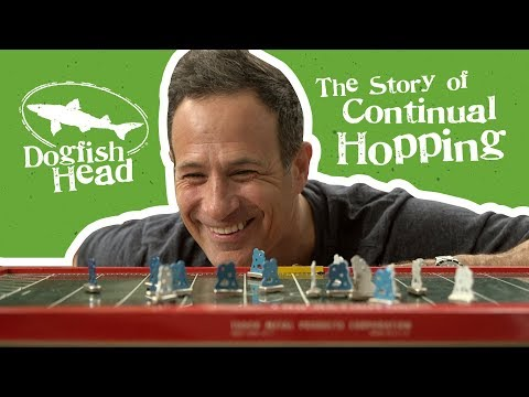 The Story Of Dogfish Head's Continual Hopping - How It Was Invented