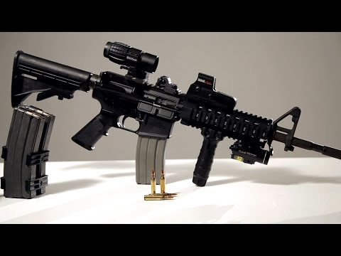 Accessories for an M4 | Gun Guide