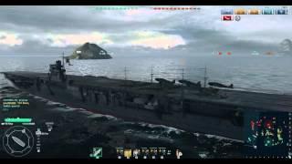 戰艦世界 日本7階航空母艦 飛龍號(Hiryu)