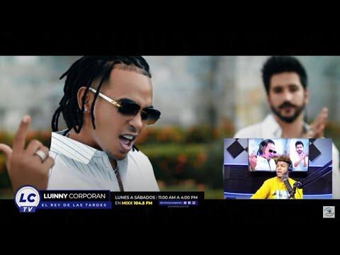 Ozuna x Camilo – Despeinada (VIDEO REACCION)