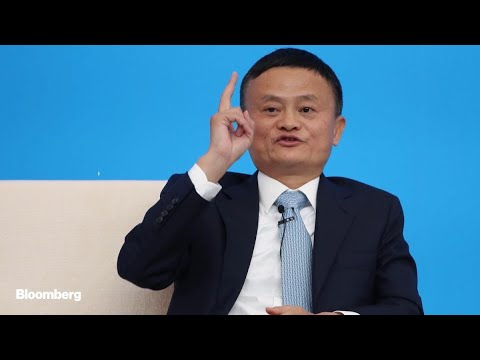 Alibaba's Jack Ma Says Get Ready to Work 996 for Him