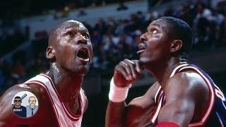 Was Michael Jordan Actually Afraid Of Hakeem Olajuwon And The Houston Rockets? | Jalen & Jacoby