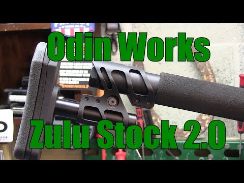 Odin Works Zulu Stock 2.0 1st look