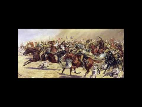 Winston Churchill at the Battle of Omdurman