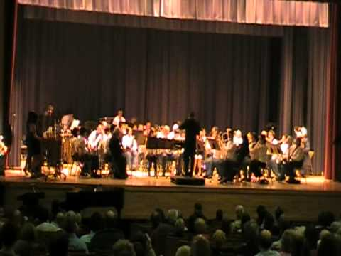 Staten island Community Band Holiday Concert 12/14/12