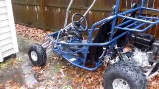 Yerf Dog 3209 Spiderbox W/ Horizontal Engine